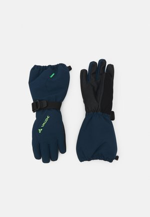 KIDS SNOW CUP GLOVES UNISEX - Gloves - dark sea