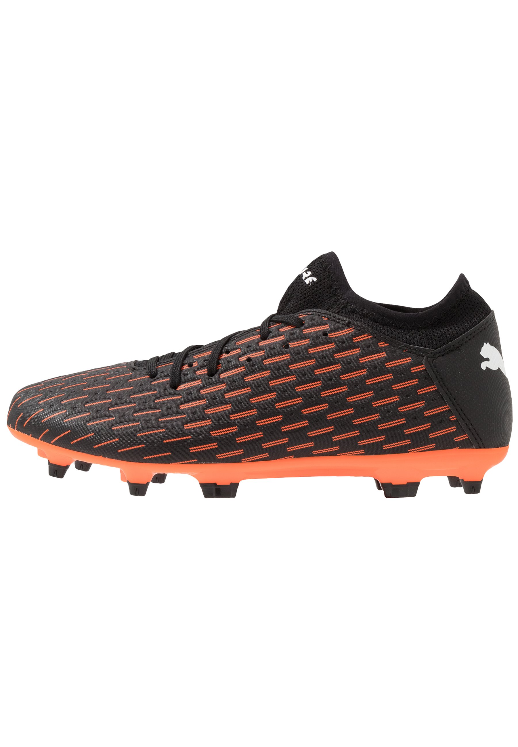 Puma FUTURE 6.4 FG/AG - Chaussures de foot à crampons - black ...