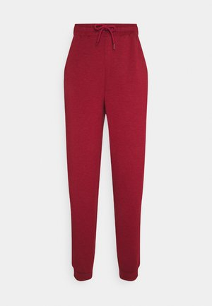 ONPLOUNGE PANTS - Pantalon de survêtement - sun dried tomato