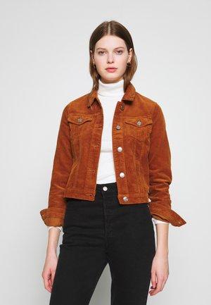 ONLTOUCH UP - Summer jacket - adobe