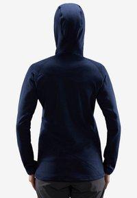 Haglöfs - HERON HOOD - Fleece jacket - tarn blue - 1