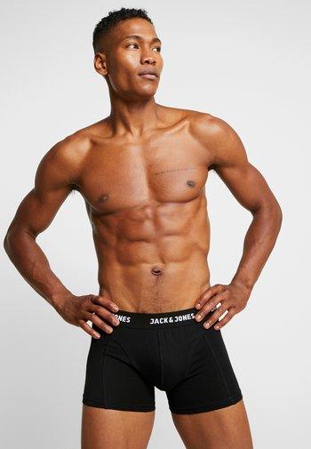 JACANTHONY TRUNKS 3 PACK  - Pants - black