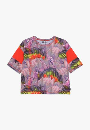 ODESSA - Print T-shirt - cacatua