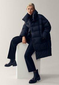 Massimo Dutti - Winter coat - black - 1