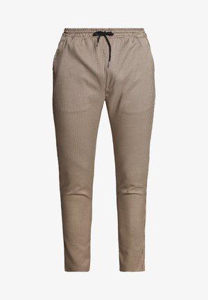 EDWARD - Trousers - brown