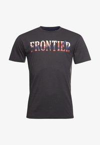 Superdry - T-Shirt print - blue - 3