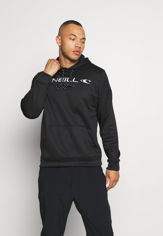 RUTILE HOODIE - Sweat à capuche - black out