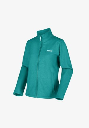 CONNIE - Soft shell jacket - turquoisemrl