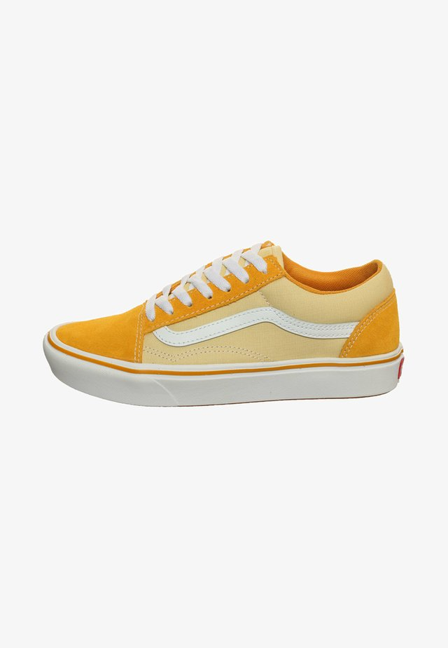 Sneakers laag - cadmium yellow / golden haze