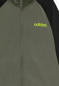 adidas Performance - ENTRY UNISEX SET  - Tracksuit - green - 4