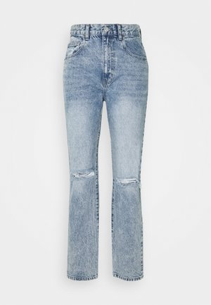 DAD - Jeans straight leg - palm blue