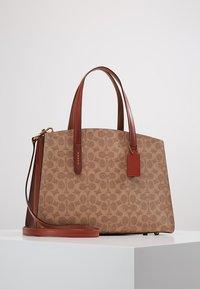 Coach - CHARLIE - Handbag - rust - 0