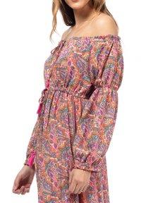 Tantra - Maxi dress - fucsia - 2