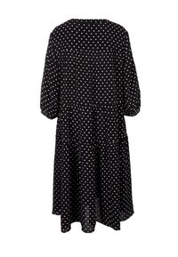 Triangle - MIT PUNKTEMUSTER - Jersey dress - black dots - 5
