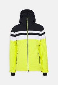 FRANKLIN  - Ski jacket - leaf yellow