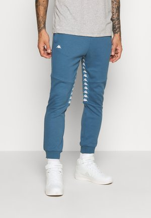 GIBRAW - Tracksuit bottoms - dark blue