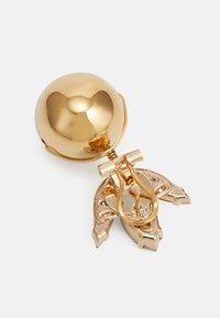 Anton Heunis - OMEGA TULIP MOTIF BALL - Earrings - gold-coloured - 2