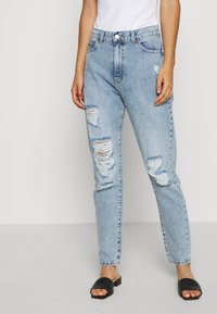 Dr.Denim - NORA - Jeans relaxed fit - destiny light blue ripped - 0