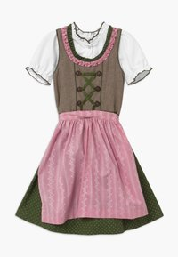 happy girls - Dirndl - rosa - 0