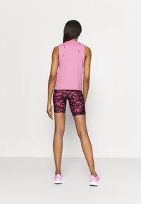 Under Armour - RUSH SCALLOP TANK - Top - planet pink - 2