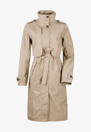 LOVA COAT - Trenchcoat - beige