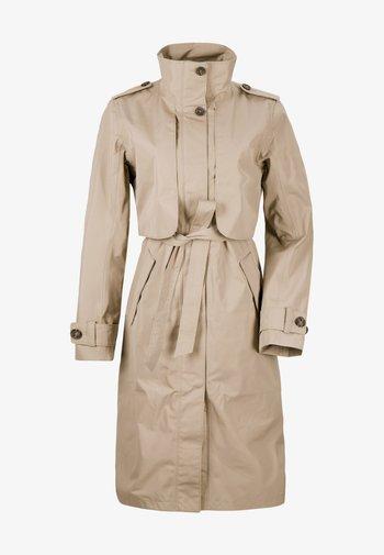 LOVA COAT - Trenchcoat - beige