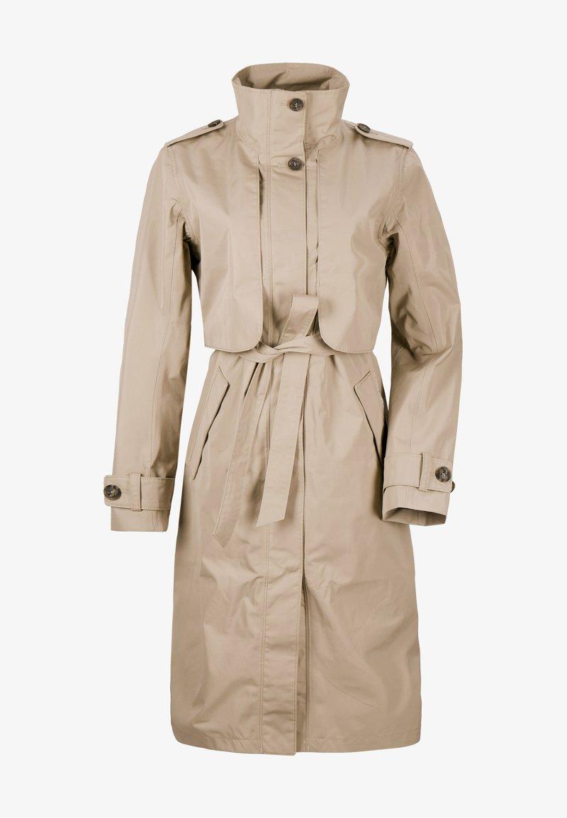 Didriksons - LOVA COAT - Trenchcoat - beige