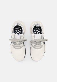 adidas Originals - NMD R1 UNISEX - Trainers - white/crew navy/grey two - 3