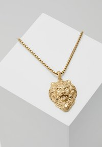 Guess - MEN IN - Necklace - gold-coloured - 0