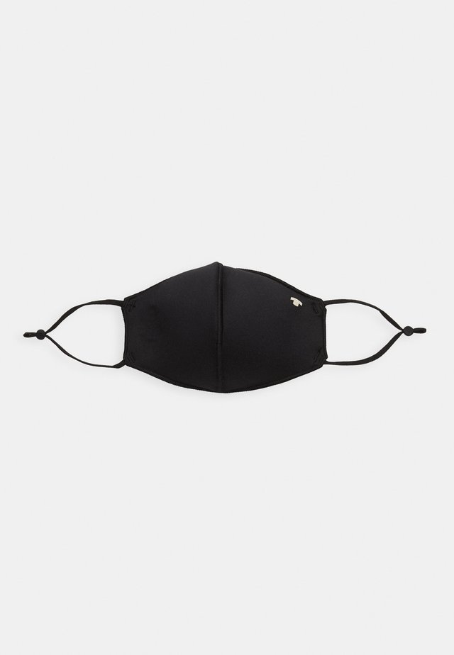 FACE MASK - Masque en tissu - black