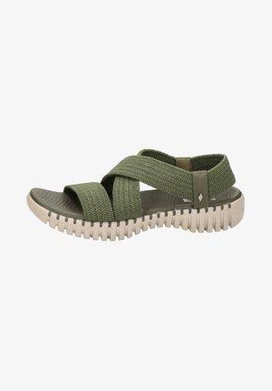 WALK STREET  - Sandals - groen