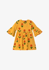 Mini Rodini - VIOLAS FLARED SLEEVE - Shirt dress - yellow - 2