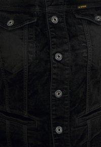 G-Star - UTILITY SLIM JACKET - Jeansjakke - black - 2