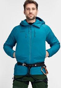 Mammut - RIME - Outdoor jacket - sapphire - 5