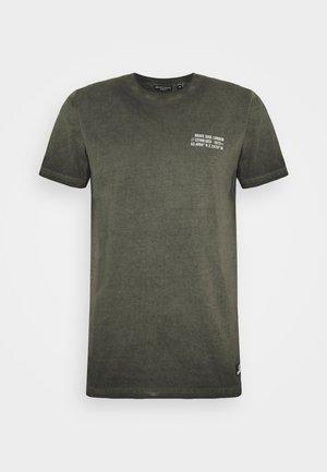CORRELATE - T-shirt basic - olive