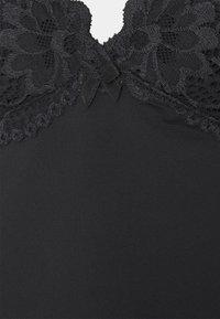 DORINA - ANGIE - Camicia da notte - black - 2
