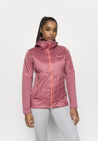Salewa - ORTLES HYBRID - Outdoor jacket - mauvemood - 0
