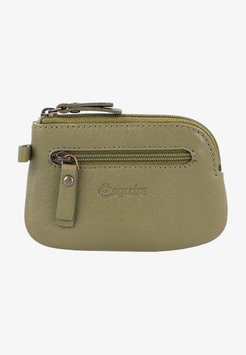 Key holder - olive