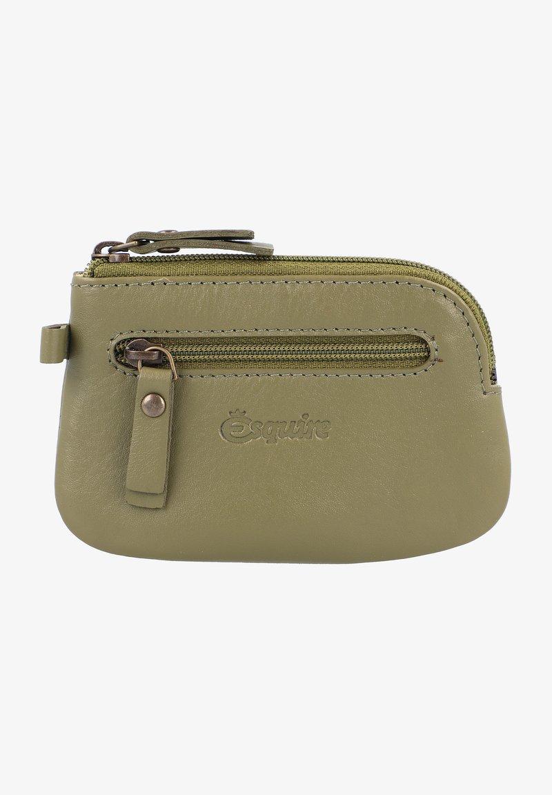 Esquire - Key holder - olive