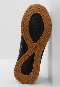 Kappa - BASE II - Scarpe da camminata - black - 4