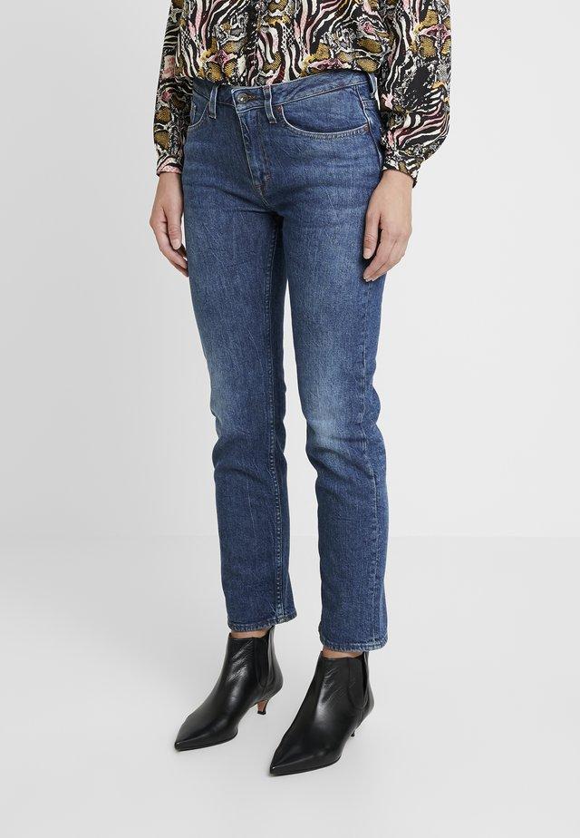 MEG - Jeans a sigaretta - dust blue