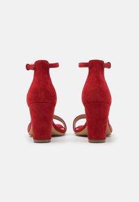 Steven New York - JUDY - Sandals - red - 3