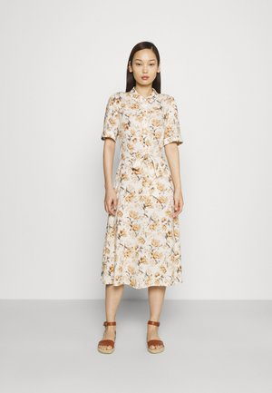 VIALA MIDI DRESS - Shirt dress - snow white