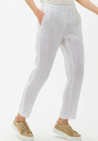 BRAX - Trousers - white - 0