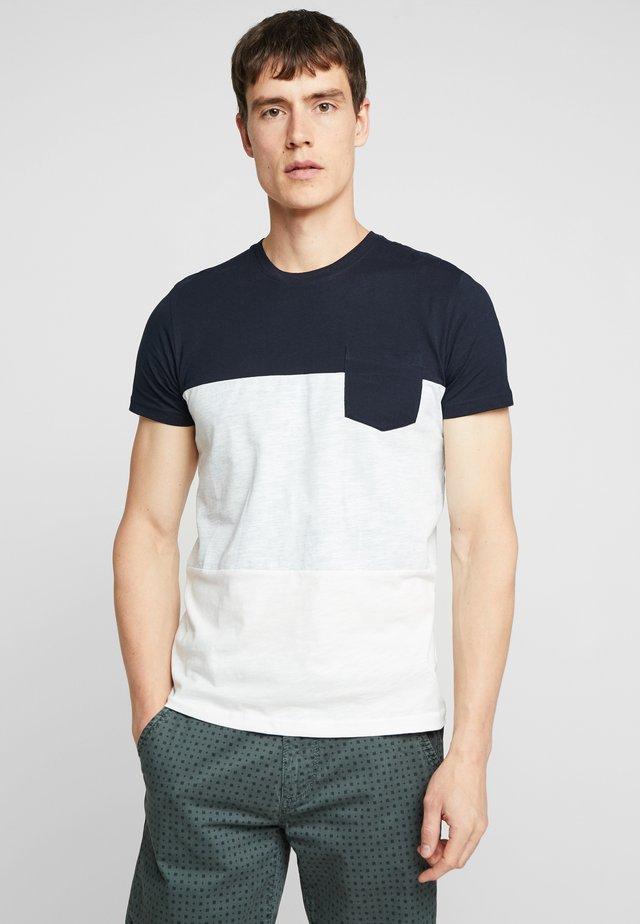 RUSS - T-shirt imprimé - blue