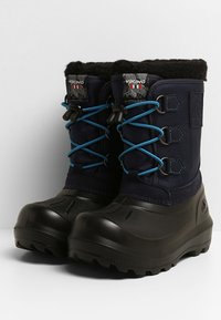 Viking - ISTIND - Zimní obuv - mid blue/black - 3