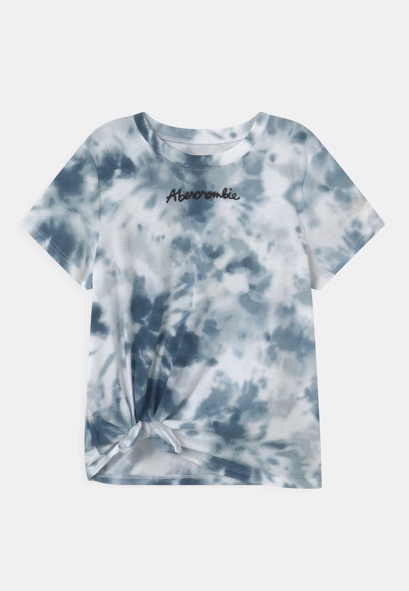 Abercrombie & Fitch - T-Shirt print - blue