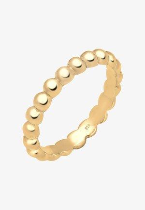 Prsten - goldfarben