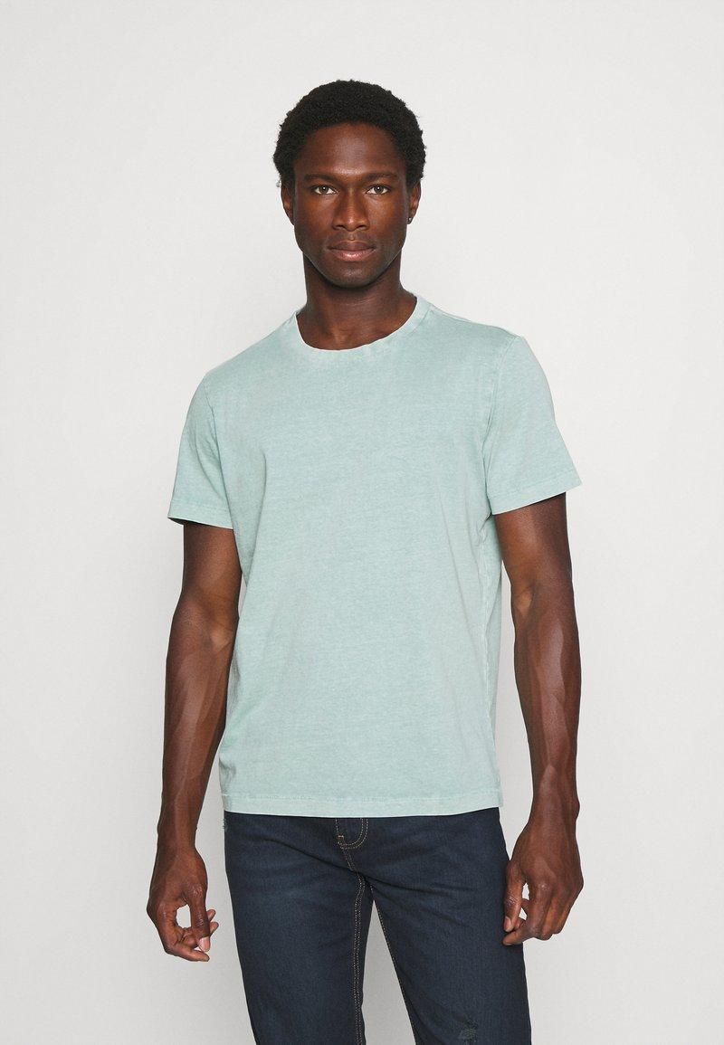 s.Oliver - T-shirt basic - light green melange