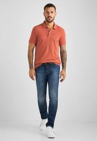 Baldessarini - Slim fit jeans - blue used buffies - 1